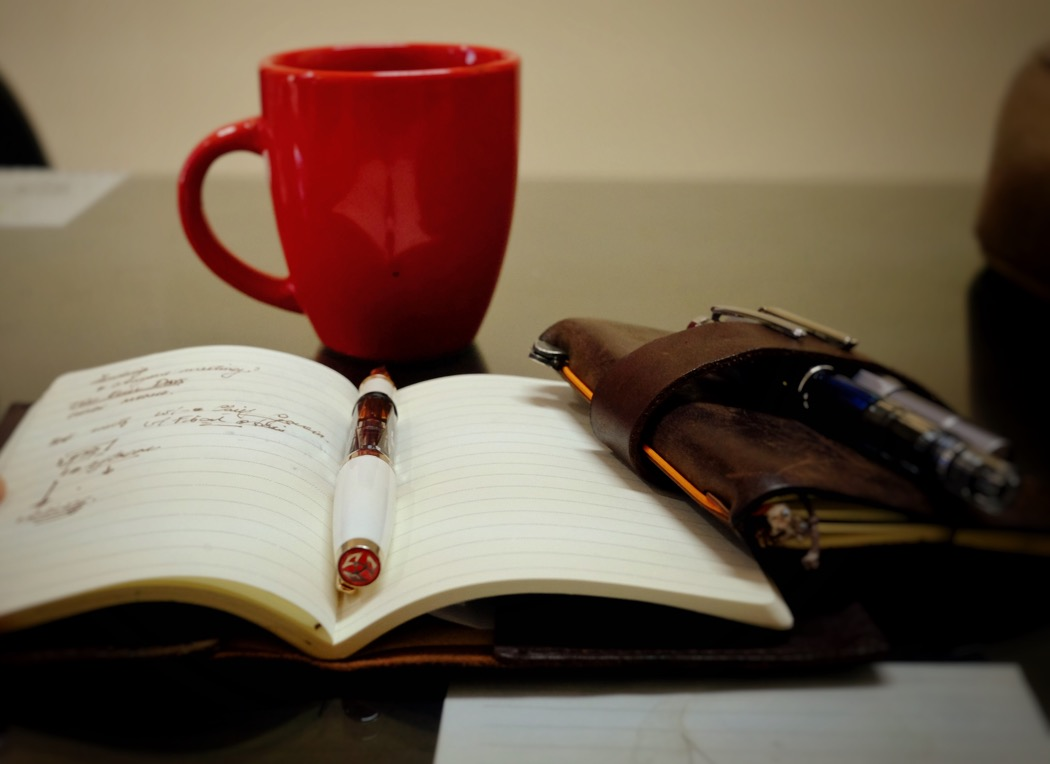 Coffee and Journals!