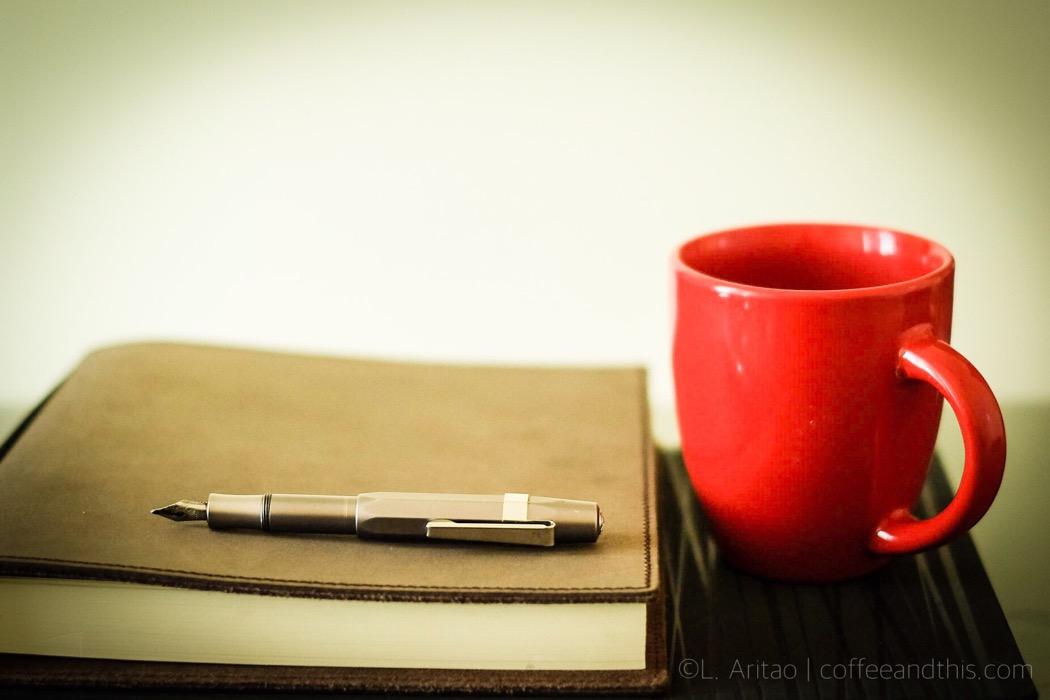 Coffee and a Kaweco!